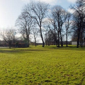 Jean Stansfield - Vicarage Park