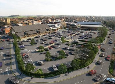 Dransfield Plan for Market Hall Changes