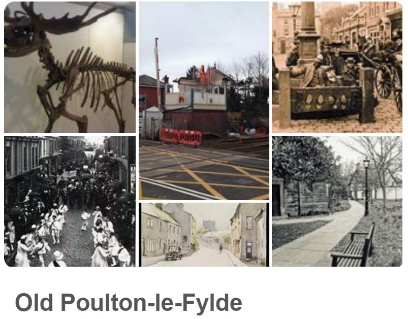Old Poulton-le-Fylde board on Pinterest