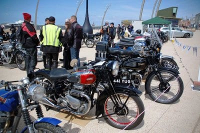 Bike show Blackpool May 2012