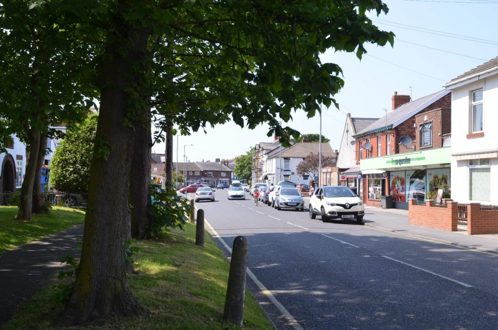 Knott End Village