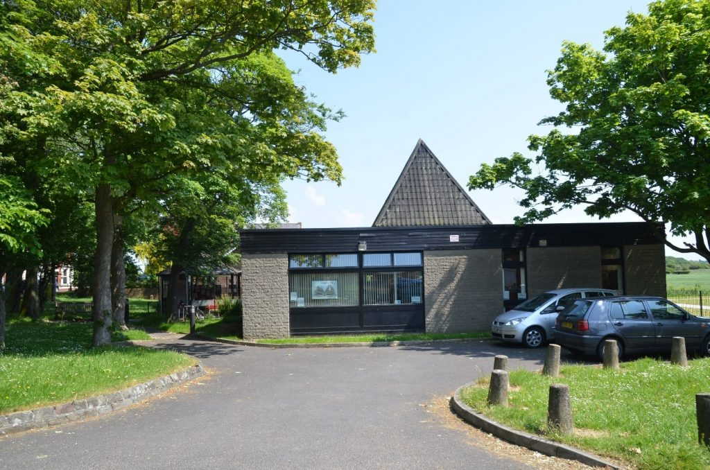 What's on at Knott End Library