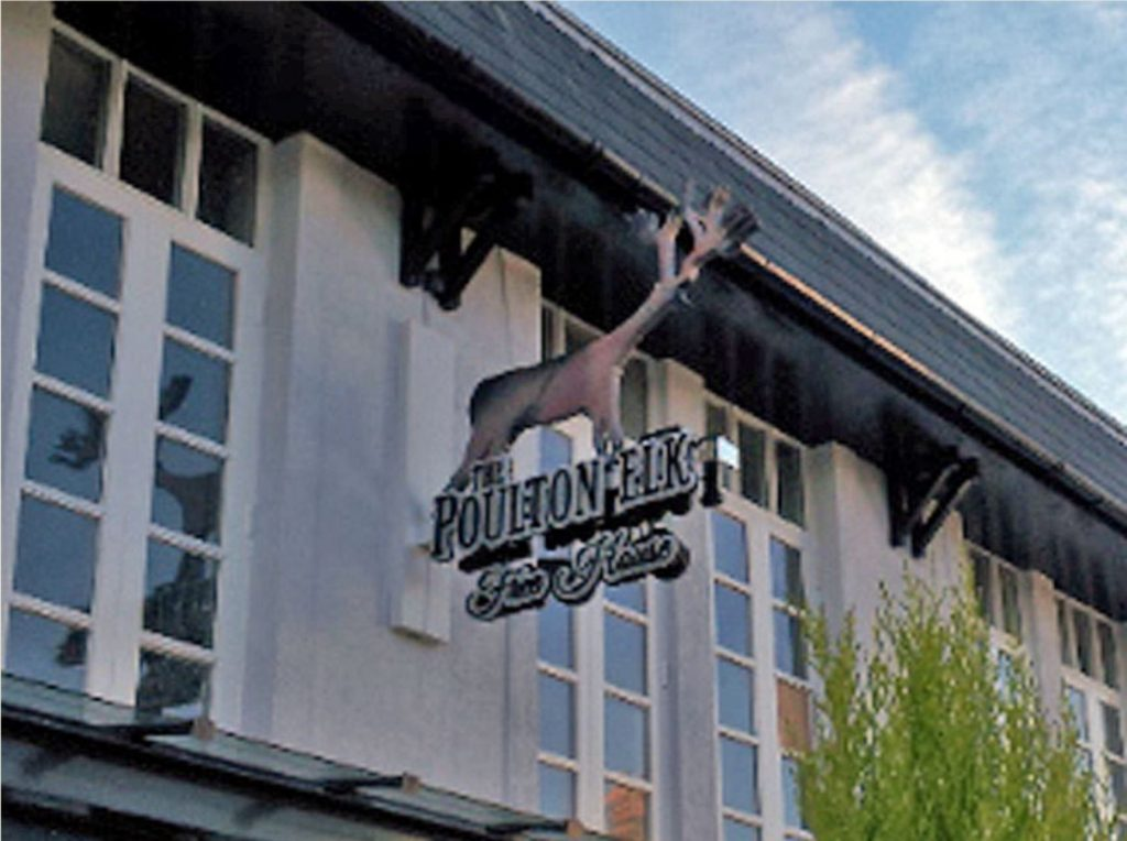 Carleton Elk inspires Wetherspoons to open the Poulton Elk