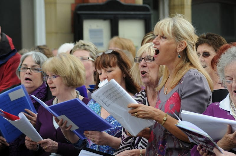 Poulton People's Choir