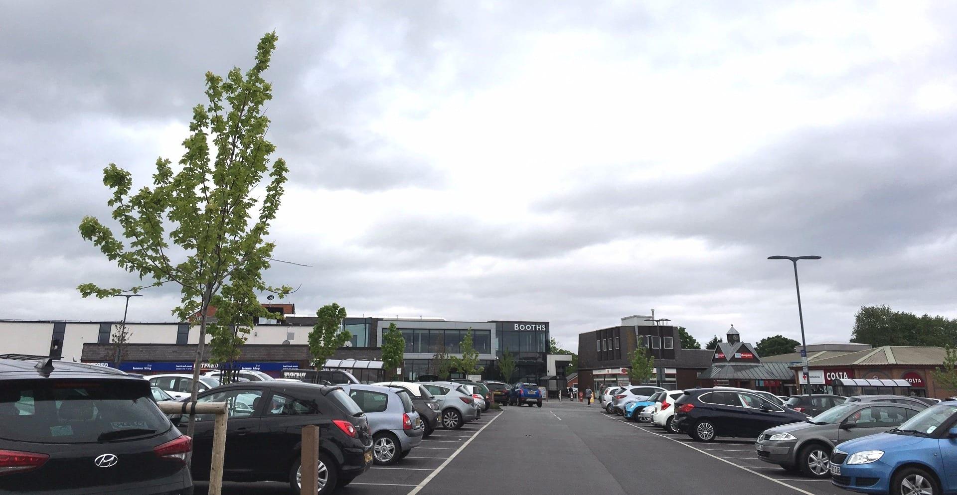 Poulton Teanlowe Car Park