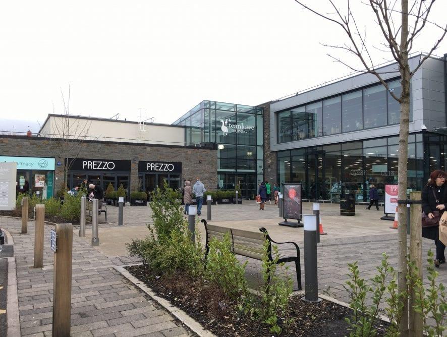 Teanlowe Shopping Centre, Poulton