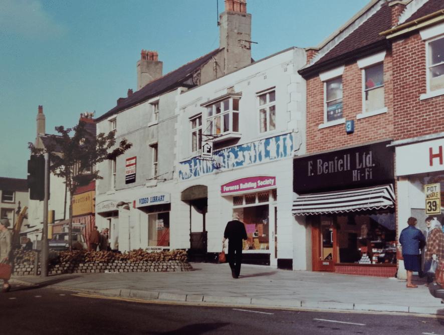 Old Photos of Poulton-le-Fylde - mid 1900's