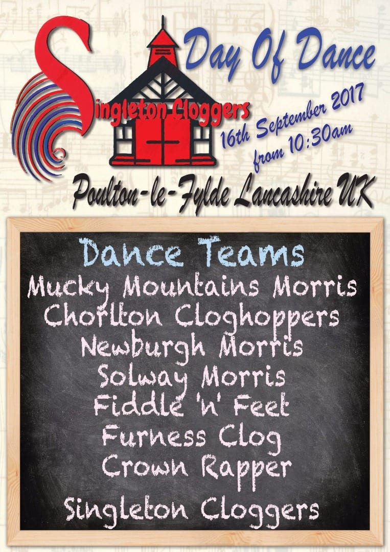 Singleton Cloggers Day of Dance 2017