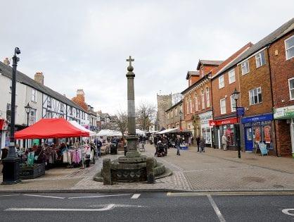 Poulton Market