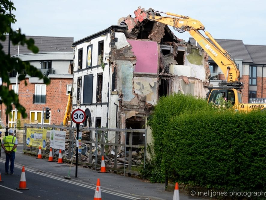 Changing Face of Poulton
