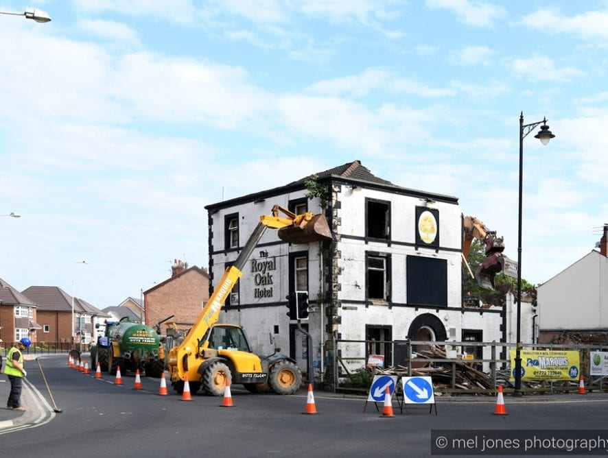 The Changing Face of Poulton